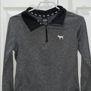 grey quarter zip, offers welcome !!